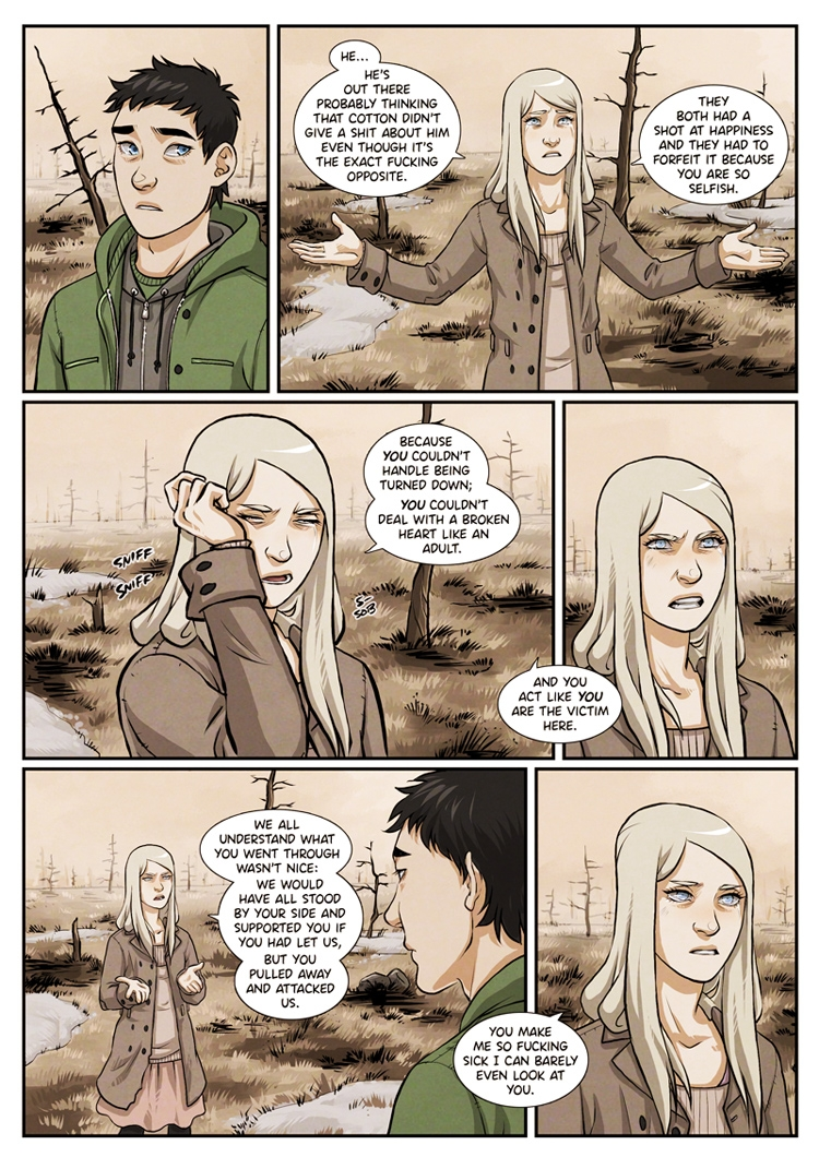 No End - Chapter 09 - Page 55